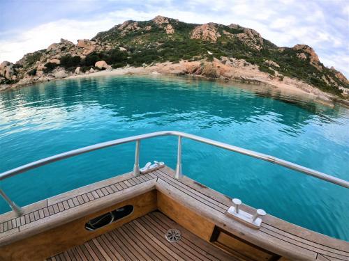 Islets in the La Maddalena Archipelago