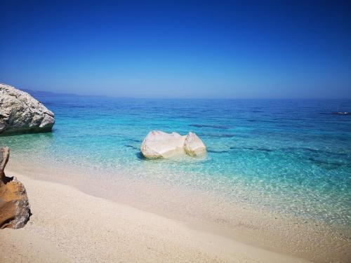 Cala Mariolu and its spectacular sea