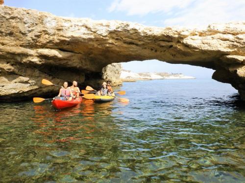 Excursión en kayak a Balai