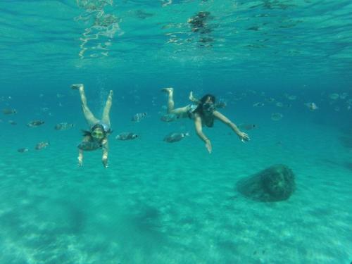 Snorkeling in Villasimius