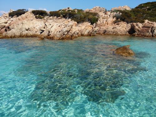 Acqua e rocce tipiche