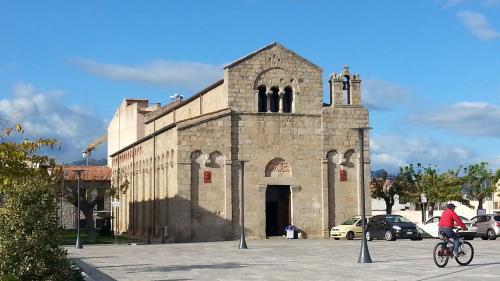 Kirche San Simplicio in Olbia