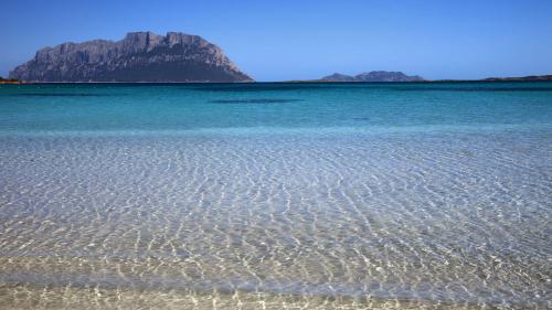 Meer und Tavolara