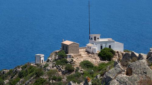 Lighthouse Capo Comino