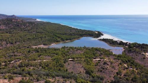 Landscape Urcatu mountain