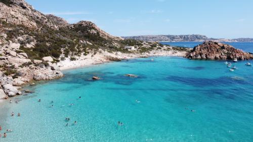 Sea of La Maddalena Archipel