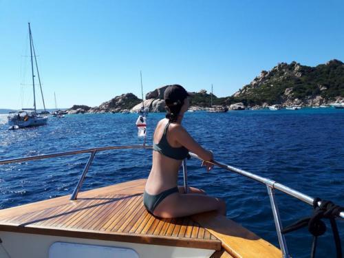 Girl on board
