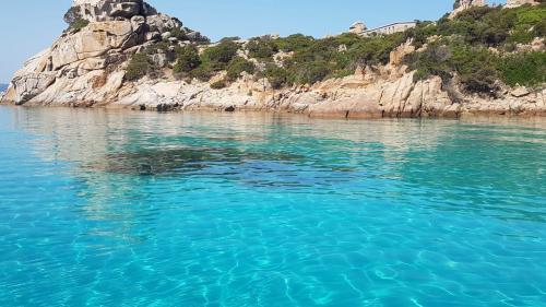Cala Corsara auf der Insel Spargi