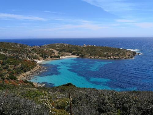Blaues Meer bei Asinara