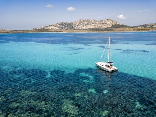 Katamaran nach Asinara
