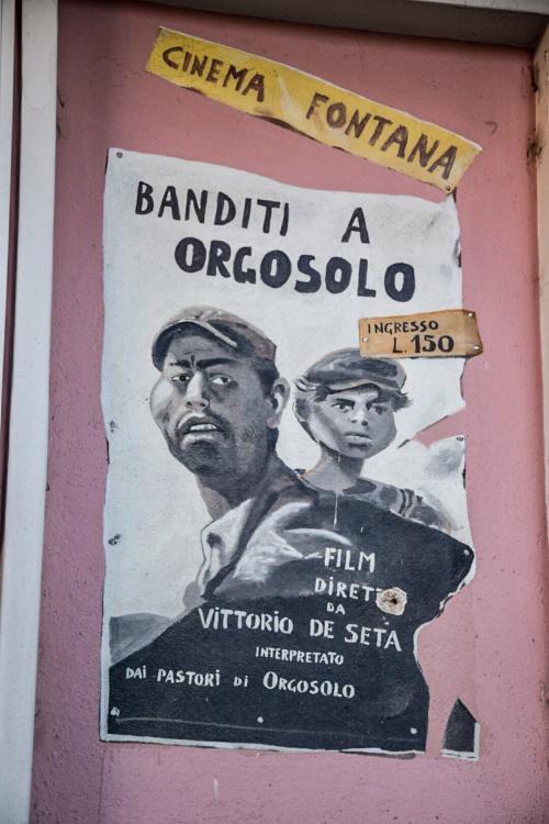 Murals in Orgosolo