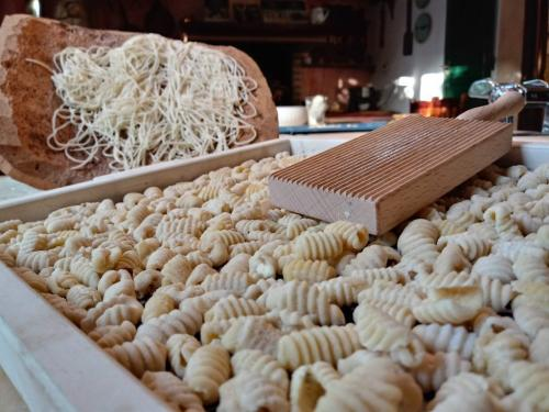 Gnocchi, tipica pasta sarda