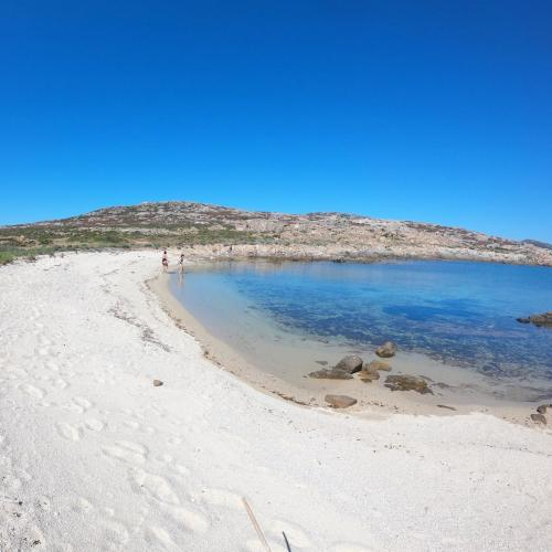 Strand auf der Insel Asinara