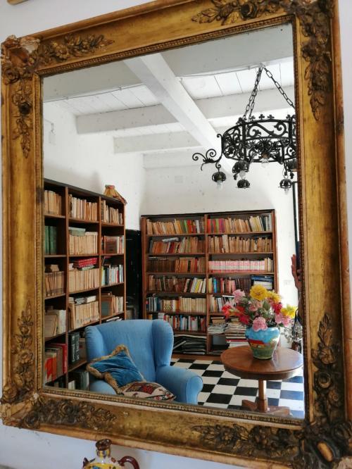 Biblioteca de la villa