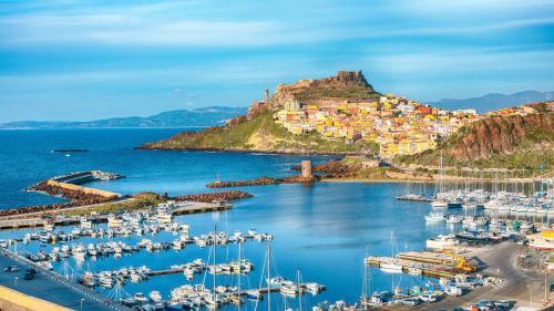 Porto e castello