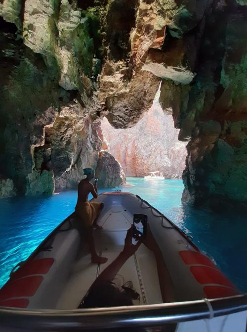 Masua Höhle