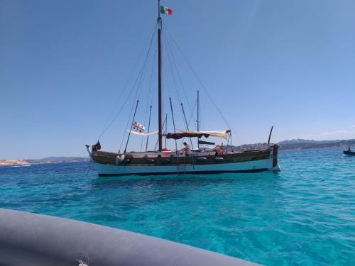 Vintage Segelschiff