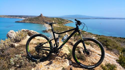 Fahrrad nach San Giovanni