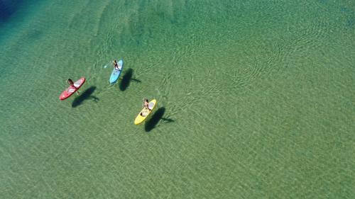 SUP in the sea of Buggerru