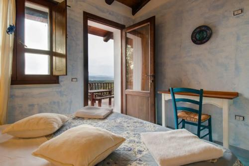 Double room overlooking the Neulè Ecopark