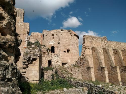 Ruinen in Alghero