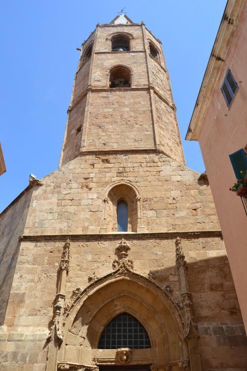Kirche von Alghero