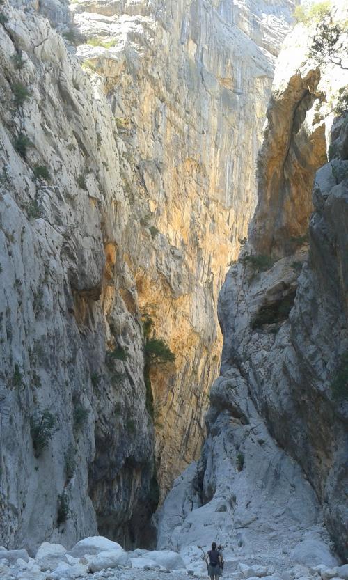 Trekkingausflug in die Gorropu-Schlucht