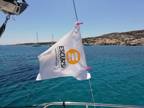 Maglia Ausflug an Bord eines Segelboots
