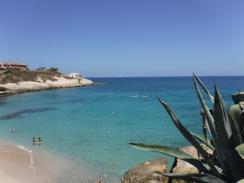 Balai beach and sea