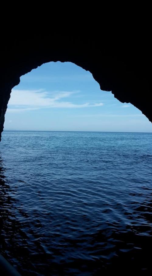 Höhle des Golfs von Orosei