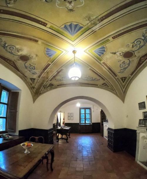 Interior de Villa Piercy