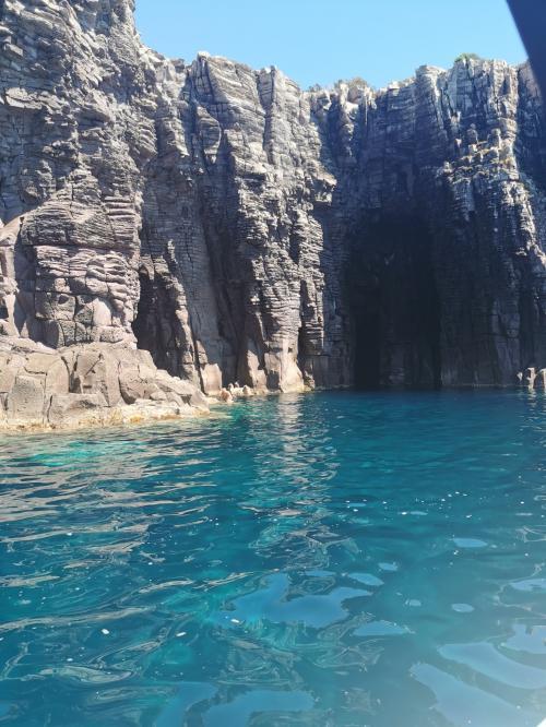 Eingang zu einer Höhle