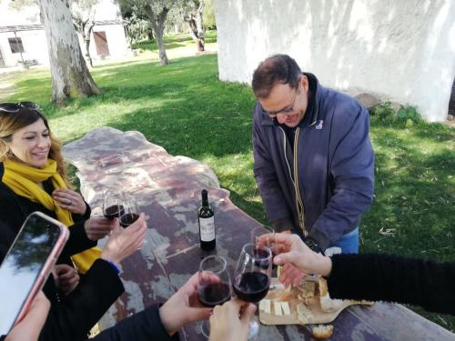 Guide offers the production wine