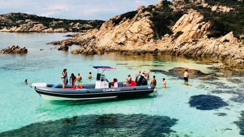 Passagiere auf Floßtouren