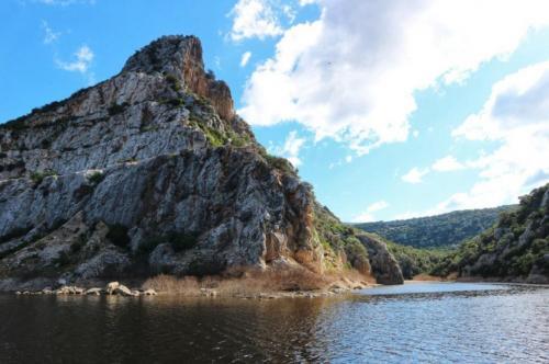 Cedrino river park