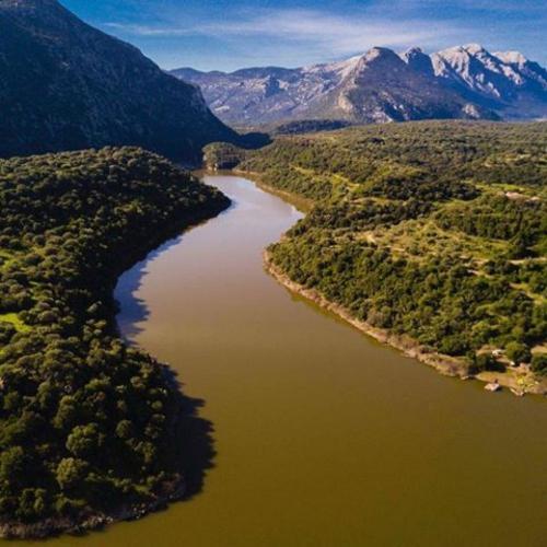 Cedrino River