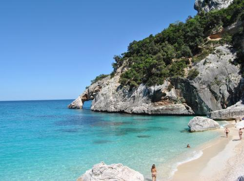 Beach of Cala Goloritzè