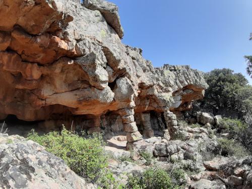 Particular rocks