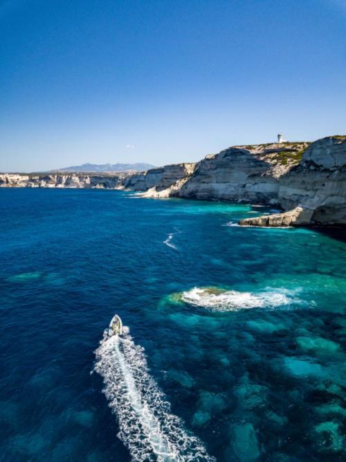 Panoramica escursione in gommone nell'Arcipelago di La Maddalena