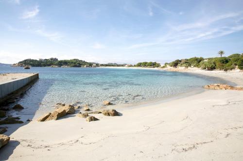 Isola di Santa Maria, Arcipelago di La Maddalena