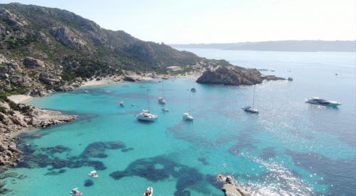 Panoramica Arcipelago di La Maddalena