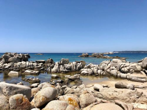 Typical rocks of the Gallura area