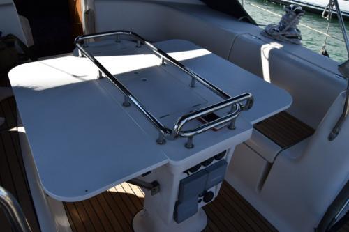 Segelboottisch im Hafen von Palau