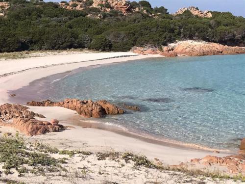 <p>Spiaggia Rosa Budelli</p><p><br></p>