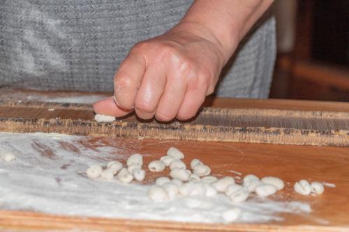 Gnocchi processing