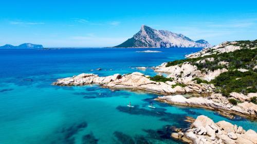 Panoramica costa di San Teodoro