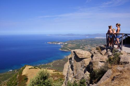 Blick auf den Golf von Alghero