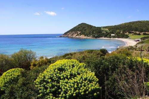 Gebiet von Alghero, Strände und kristallklares Meer